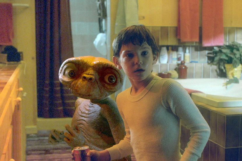 E.T., best '80s movies to stream online in the UAE