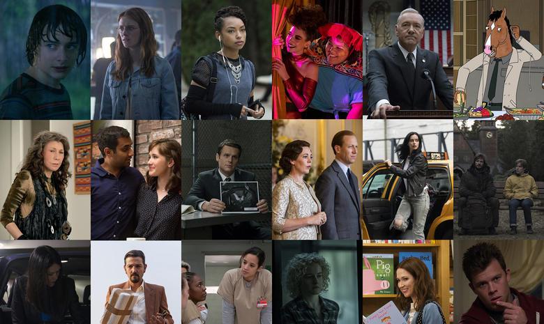 The best Netflix original series to binge-watch now