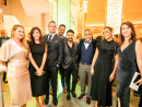 Victoria Lynn, Fatima Jawhari, Angella Tchilinguirian, Gina Costa, Tracy McGraw, Paul Fox, Wael Farhat, Hammad Khan and Ebraham Noray