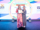 SPECIAL RECOGNITION PRE- AND POST-NATAL CAREWINNERJOANNE HANSON-HALLIWELL AND LALA LANGTRY WHITE, SMALL AND MIGHTY BABIESSet up in 2014, this support group is for women who deliver very premature babies in Dubai, inspired by their personal experiences that both Hanson-Halliwell's and Langtry White's went through with their pregnancies. Drawing on their own circumstances of having been through so much themselves, the inspirational duo help and support other families going through similar things.www.smallandmightybabies.com.