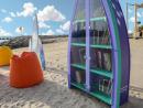 Sharjah Beach Library launches at Khor Fakkan