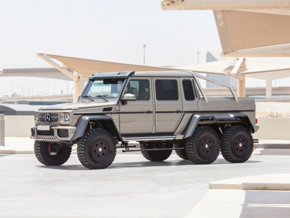 An incredible car auction is coming to Abu Dhabi during F1 Weekend