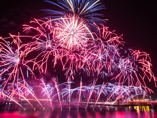 New Year's Eve in the UAE: All the places to see fireworks across the country