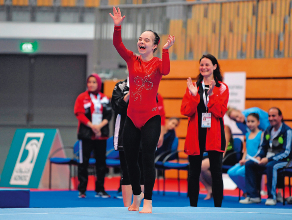 Volunteer's needed for the first Special Olympics UAE Games