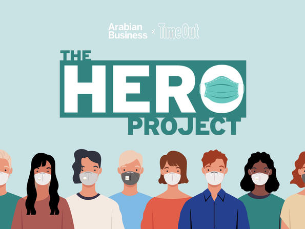 "Time Out and Arabian Business launch ""The Hero Project"" to recognise Covid-19 stars"