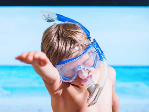 Virtual holidays to take with the kids this summer