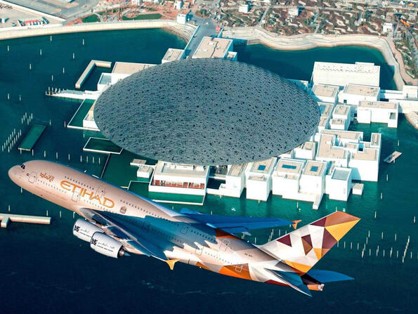 Etihad launches more flights from Abu Dhabi to India