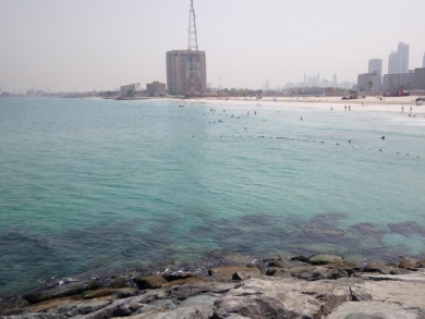 Sharjah beaches: relax on the sand at these top spots