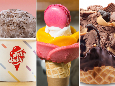 The UAE's best ice creams