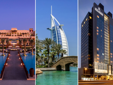 Top UAE Eid al-Adha staycations to book