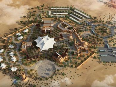 New luxury desert retreat to open in Sharjah