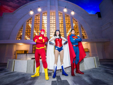 Why you should check out Warner Bros. World Abu Dhabi