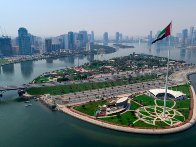 Outdoor fitness park to open at Sharjah's Flag Island this month
