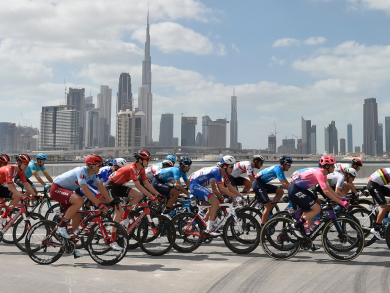 UAE Tour cycling event to return early in 2020 for second edition