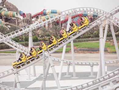 Your guide to the seven scariest roller coasters in the UAE