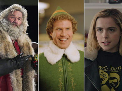 Christmas 2019: Best festive movies to watch at home