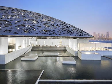 Louvre Abu Dhabi announces free access to taxi drivers, children and the elderly