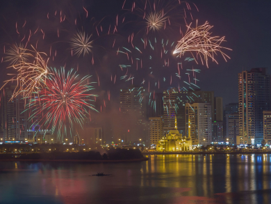 New Year's Eve in Sharjah 2019: Where to watch the fireworks in the emirate