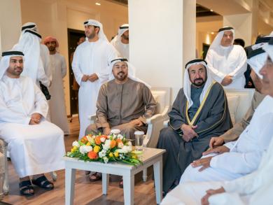 Literary Café opens on Sharjah beach