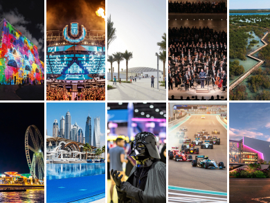 All the events coming to Sharjah and the UAE in 2020