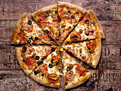 Freedom Pizza UAE offering 50 percent off everything this week
