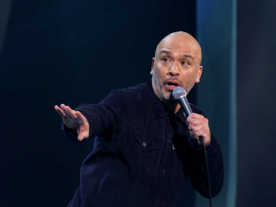 Live review: Comedian Jo Koy at Dubai's Coca-Cola Arena