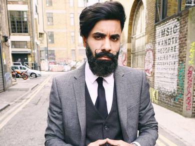 World-renowned comedian Paul Chowdhry coming to UAE