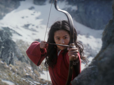 Mulan is coming to UAE cinemas at the end of March