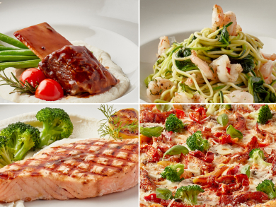 Pizza Express has launched a new menu in the UAE