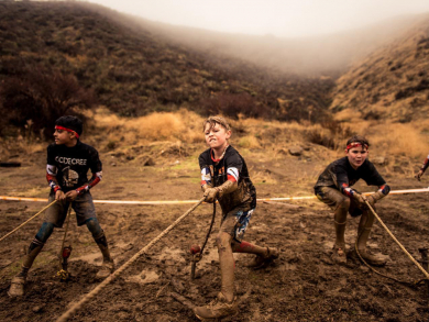 The Spartan World Championship is coming to the Abu Dhabi desert this December