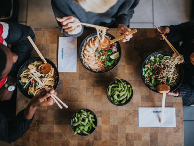 Get a main dish for free on your birthday at wagamama's across the UAE