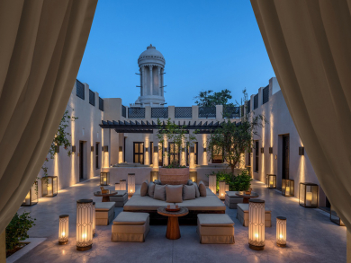 Al Bait Sharjah becomes part of the Chedi brand