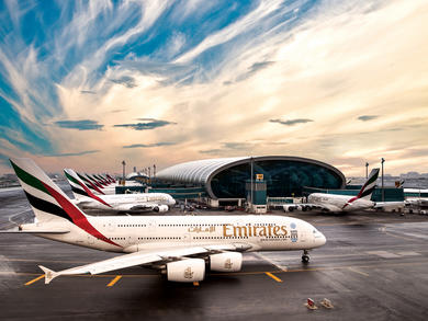 Dubai's Emirates airline now taking bookings for flights to 12 Arab countries