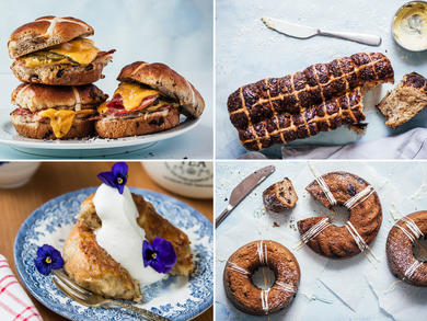 Recipes: Easter treats to make at home