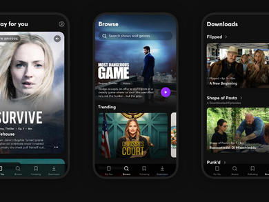 Brand-new streaming service Quibi launches in UAE