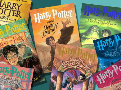 Kids across the UAE can have fun on J.K. Rowling's new Harry Potter website