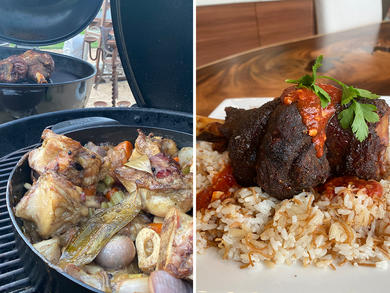 Learn how to barbecue like a pro in the UAE