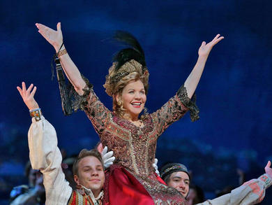 You can watch live performances in the UAE from The Metropolitan Opera