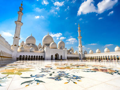 Sheikh Zayed Grand Mosque in Abu Dhabi to reopen in two weeks