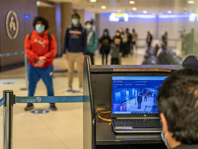 Abu Dhabi airport announces new rules for arrivals in the city