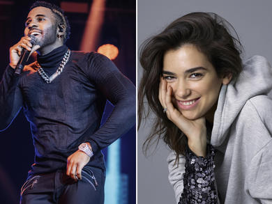 Jason Derulo, Dua Lipa and more join huge fundraising event