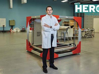 The Hero Project: Fahmi Al-Shawwa at Immensa Technology Labs