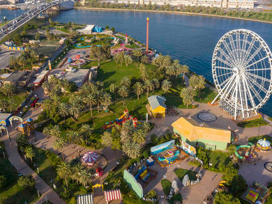 Al Montazah Parks in Sharjah are now open to the public