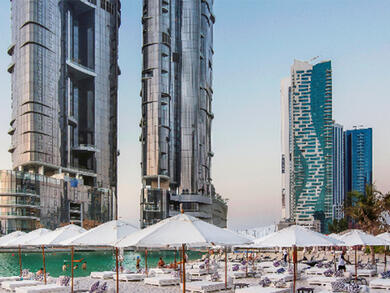Sheraton Abu Dhabi Hotel and Resort launches daycation beach pass deal
