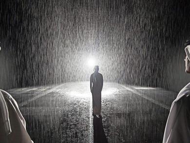 Sharjah's Rain Room to reopen