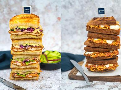 UAE's Jones the Grocer to launch cheese toastie menu