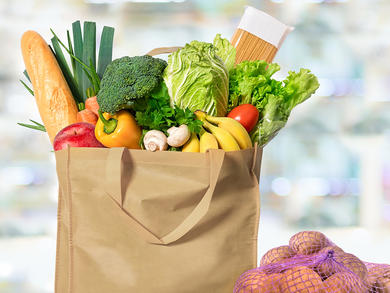 Earn extra Carrefour points on International Plastic Bag Free Day