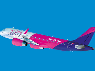 Wizz Air Abu Dhabi adds flights to five new European destinations