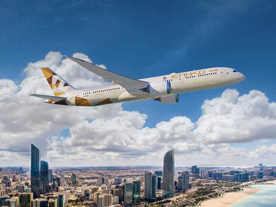 More ways to earn and spend points from Abu Dhabi's Etihad Airways