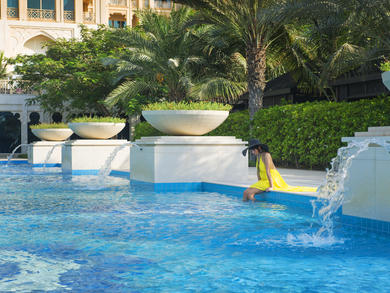 Waldorf Astoria Ras Al Khaimah is offering a super staycation deal
